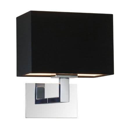 Astro 1099003 Connaught Wall Light Polished Chrome